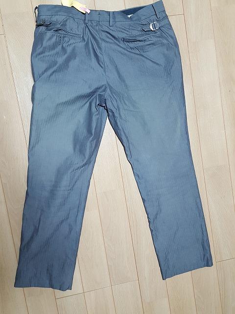 ズボンの汗ジミ