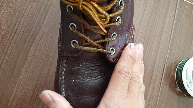 靴メンテナンス