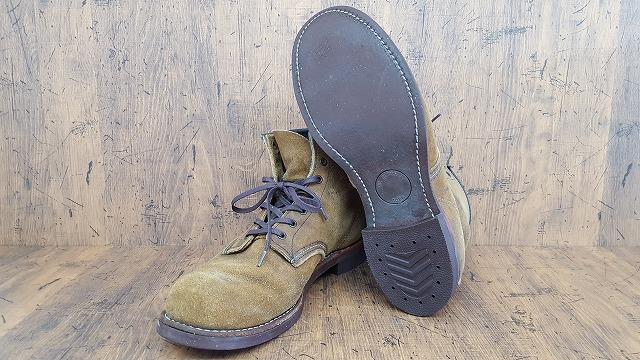 ブーツヒール