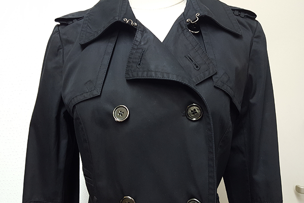 洋服の黒染め・染め替え