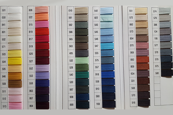 テープ部分の色